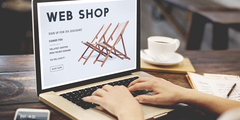 Starta webbshop hemifrån